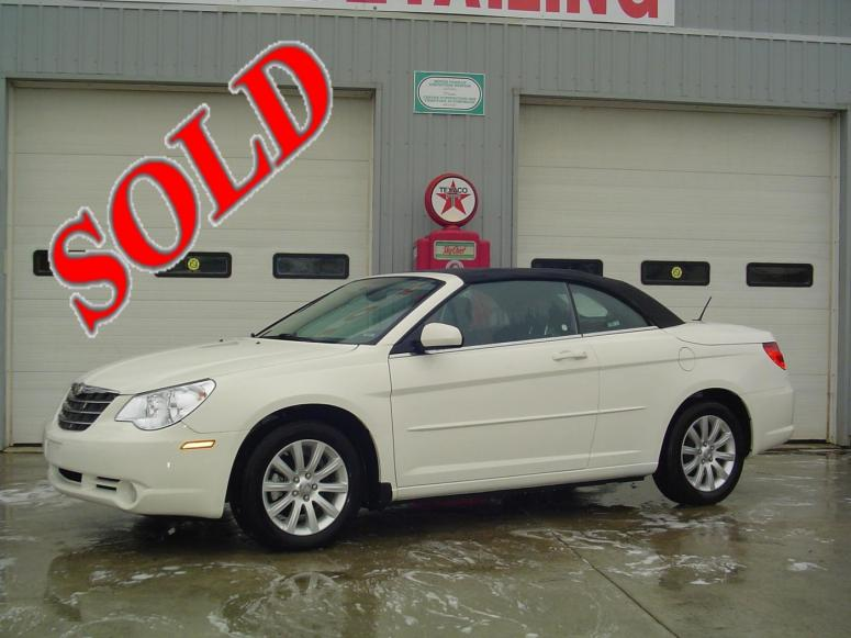 Chrysler sebring convertible for sale ontario